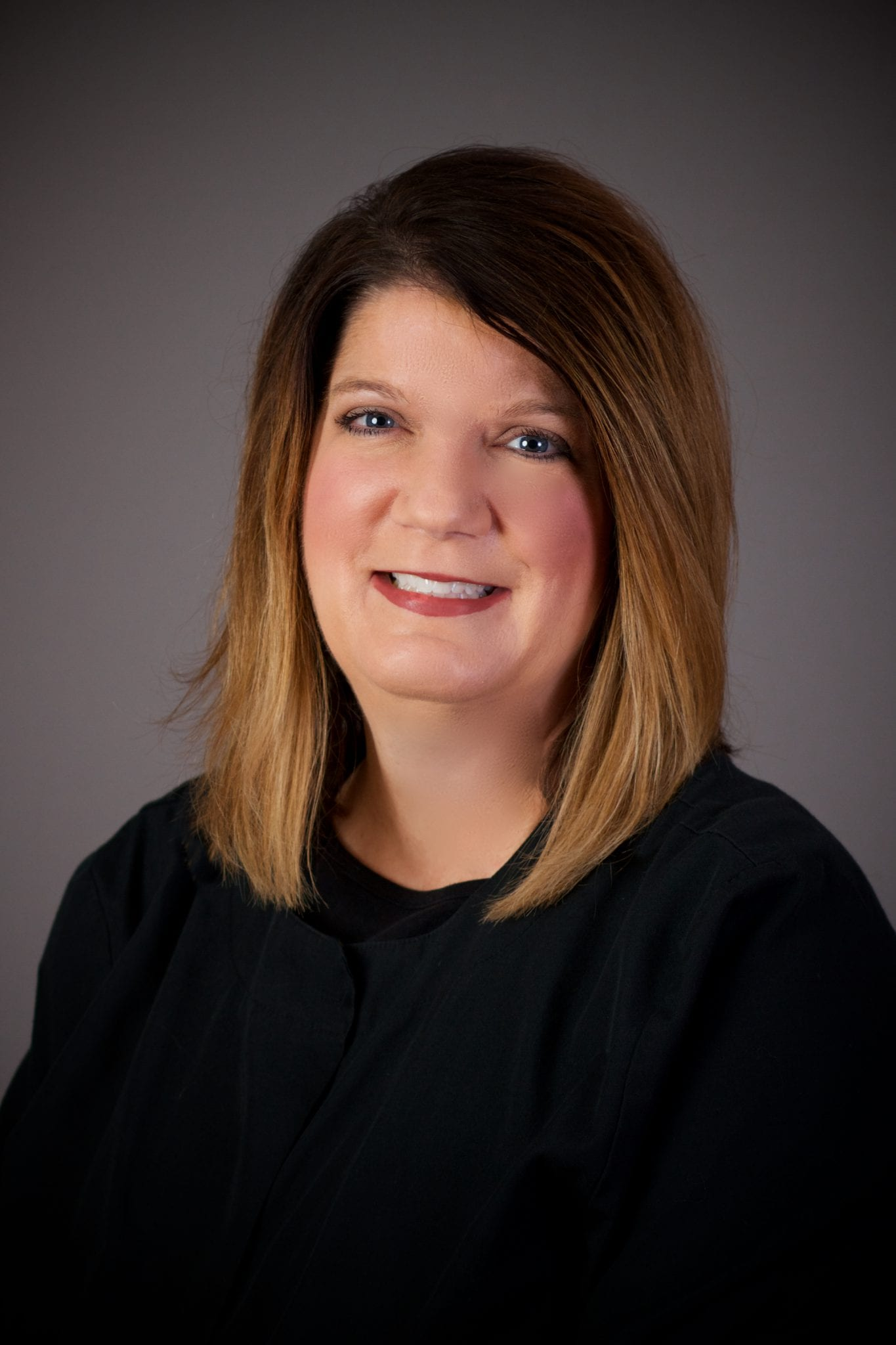 Robin who is an Administrative Assistant at Birdwell and Guffey Family Dentistry in South Knoxville