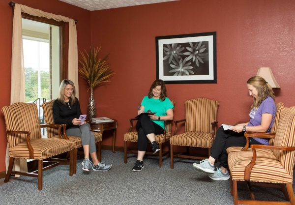 South Knoxville Dentist Office Waiting Room Image
