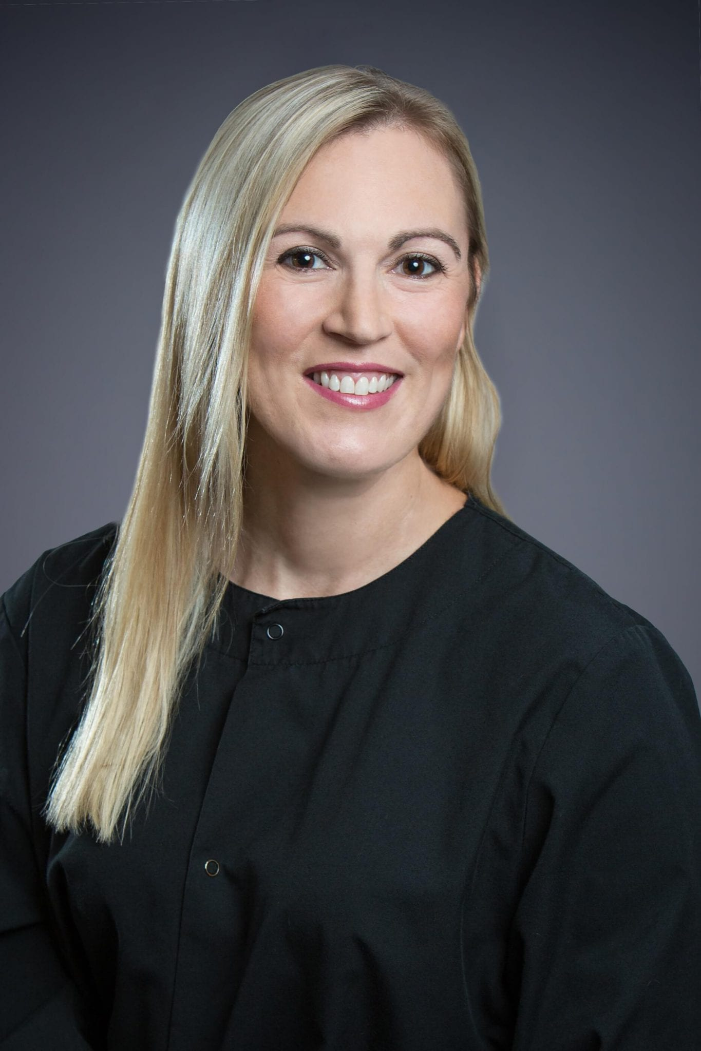 Ruby who is a Hygienist at Birdwell and Guffey Family Dentistry in South Knoxville
