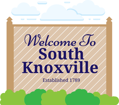 South Knoxville Sign Graphic